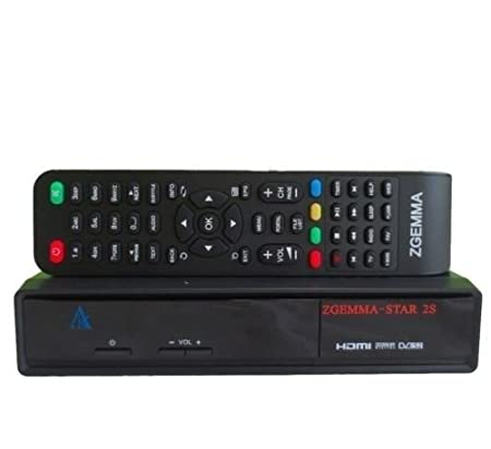 smbox® Satellite TV Box zgemma-star H2 Combined: Amazon co uk