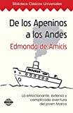 img - for De los Apeninos a los Andes (Spanish Edition) book / textbook / text book