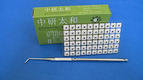 Acupuncture Vaccaria Stainless English Chinese product image