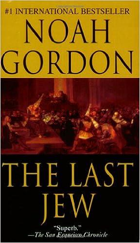 The Last Jew: Ursprünglich