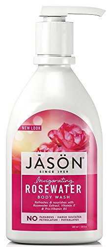 JASON Invigorating Rosewater Body Packaging product image