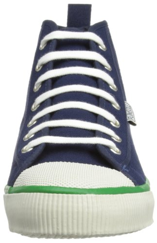 many kinds of cheap price Plimsoll Men's High-Top Trainers Blue free shipping genuine I5yFJU