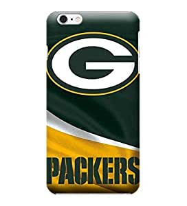 NFL-Green Bay Packers Skin Tough Phone Case Covers,Stylish Protective Covers Compatible For iphone 6(4.7)