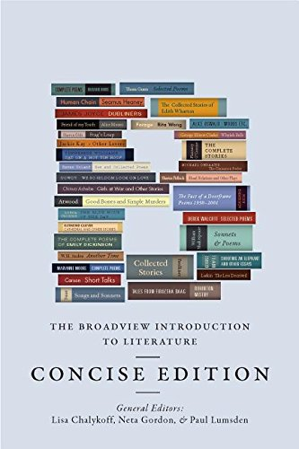 The Broadview Introduction to Literature: Concise Edition