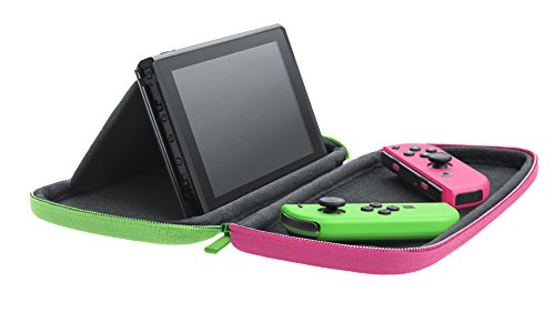 Nintendo Switch Hardware with Splatoon 2 + Neon Green/Neon Pink Joy-Cons (Nintendo Switch) by Nintendo (Image #4)