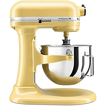 Remarkable Amazon Com Kitchenaid Artisan Mixer 5Ksm150Yp Yellow Pepper Home Interior And Landscaping Analalmasignezvosmurscom