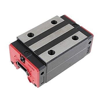 magideal hgh30 bearing steel square slides sliding block for linear