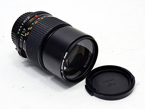 Minolta MD Tele Rokkor-X 135mm f2.8