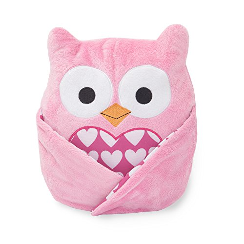 Lambs & Ivy Sprinkles Plush Toy, Owl