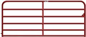 Behlen Country 40120101 10-Feet Heavy Duty Red Gate