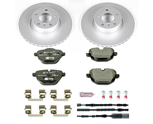 Power Stop ESK6040 Rear Euro-Stop Brake Kit