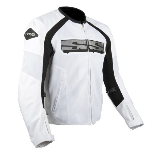 Speed and Strength Twist of Fate 2.0 Cool Core Mesh Jacket - 2X-Large/White