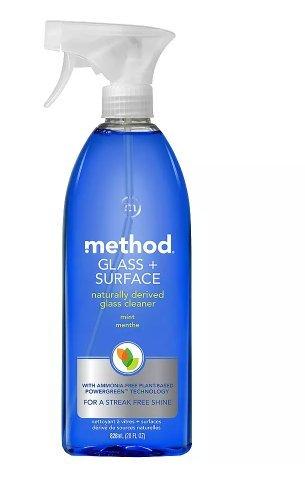 溶けます。Methodガラス+ Surface Cleaner mint28.0 FL OZ (1pk) B07C1ZXX7M