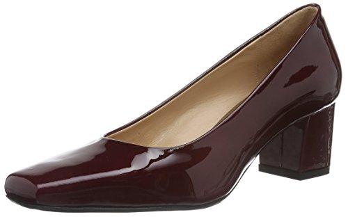 Oxitaly Adele 200 Scarpe Col Tacco Donna Rosso rot rubino