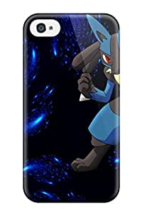 David J. Bookbinder's Shop Fashionable Style Case Cover Skin For Iphone 4/4s- Pokemon 8426778K95665493