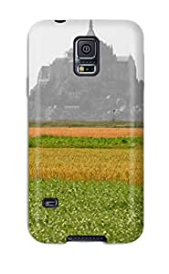 High Quality Catherine J Dover Monastery Skin Case Cover Specially Designed For Galaxy - S5