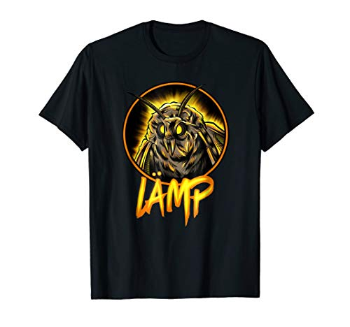 Moth Meme Shirt Moth Lamp Tee