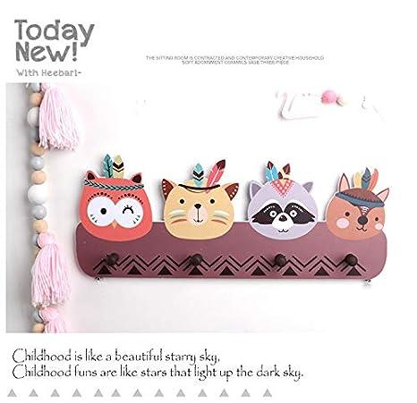 Amazon.com: Gancho decorativo para habitación de los niños ...