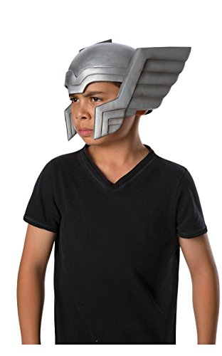 Marvel Universe Classic Collection, Avengers Assemble Child Size Thor Helmet (Loki Helmet Costume)