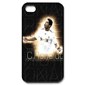 JenneySt Phone CaseCristiano Ronaldo CR7 Series For Iphone 4 4S case cover -CASE-11