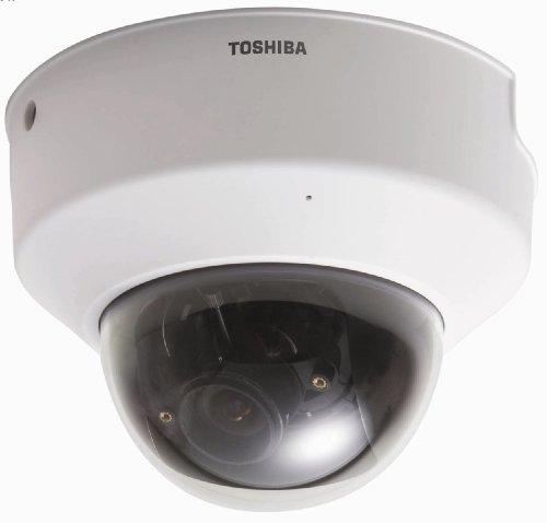 Toshiba IK-WD01A IP/Network Mini-dome Camera, PoE, 640x480, 2-4mm Lens