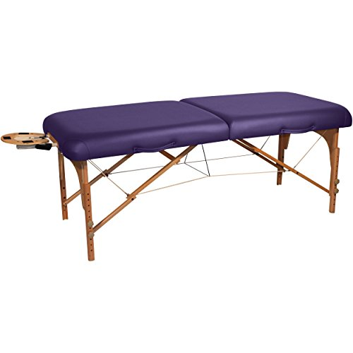 NRG Karma Massage Table Package (PURPLE) by NRG
