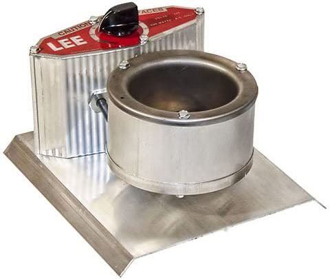 Lee Precision Hornillo Production Pot IV 220 V, Adultos Unisex, Mezcla, Unico