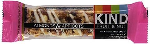 Kind Bars, Almonds & Apricots in Yogurt, 1.6 oz - Bar Apricot