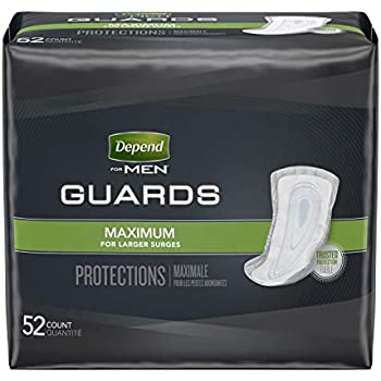Amazon Com Depend Incontinence Guards For Men Maximum