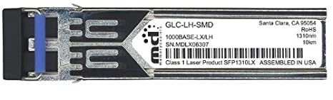 NEW Cisco GLC-LH-SMD 1000BASE-LX//LH SFP 1310nm 10km DOM Transceiver Module