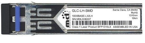 Cisco GLC-LH-SMD 1000BASE-LX/LH SFP MMF/SMF