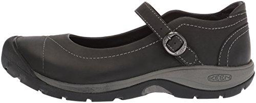 Pictures of KEEN Women's Presidio II MJ-W Hiking Shoe, Black/Steel Grey, 10.5 M US 5