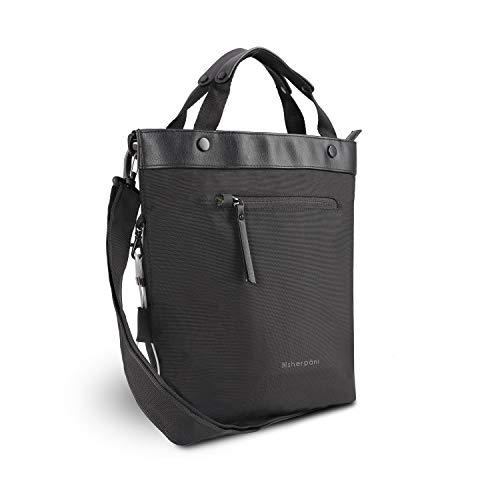 Sherpani Geo, Anti Theft Crossbody Bag, Travel Tote Bag, Medium Shoulder Bag for Women Fits 10 Inch Tablet, RFID…