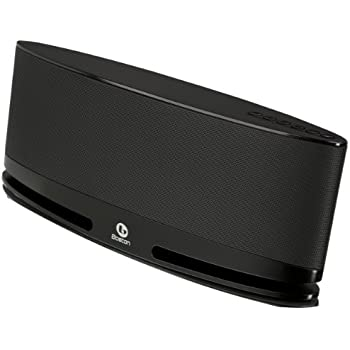Boston Acoustics MC200Air Wireless Speaker System for AirPlay (Gloss Black) (Discontinued by Manufacturer)