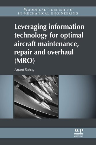 Tools Overhaul (Leveraging Information Technology for Optimal Aircraft Maintenance, Repair and Overhaul (MRO) (Woodhead Publishing in Mechanical Engineering))