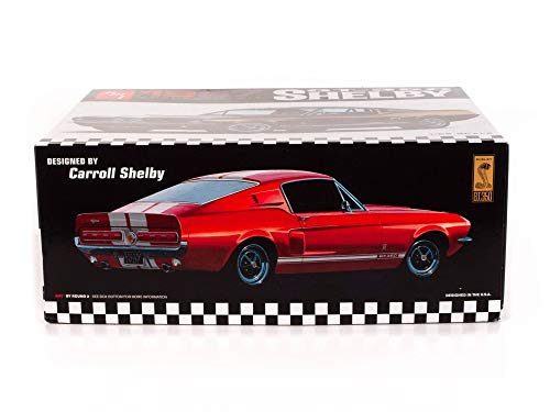 AMT 1967 Shelby GT-350 1:25 Scale Model Kit 4