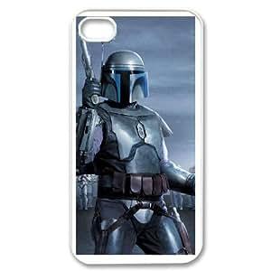 Star Wars iphone 4 4s phone Case Maverick Fantasy Funny Terror Tease Magical YHNL797823665