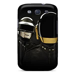 IanJoeyPatricia Samsung Galaxy S3 Scratch Protection Mobile Cover Provide Private Custom Trendy Daft Punk Pictures [BJI14251mMUF]