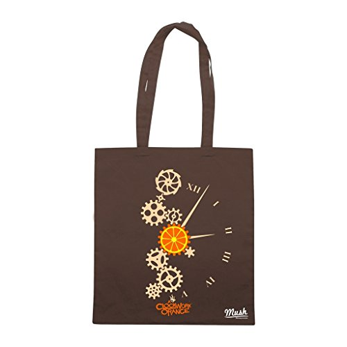 Borsa A Clockwork Orange 2 - Marrone - Film by Mush Dress Your Style