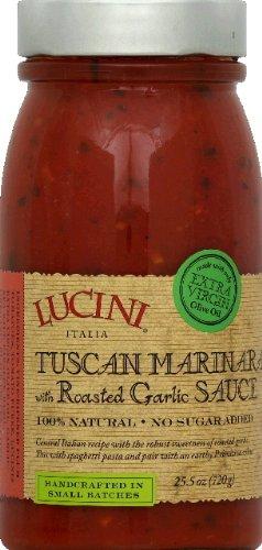 Lucini Marinara (Lucini Pasta Sauce Marinara Garlic (Pack of 6))