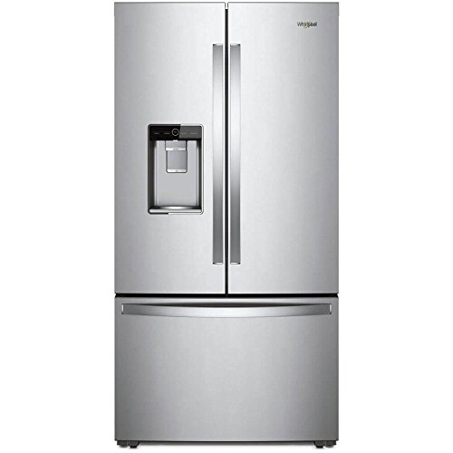 Whirlpool WRF954CIHM 24 Cu. Ft. Stainless Steel French Door Refrigerator WRF954CIHM
