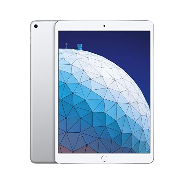 "Apple iPad Air | 10.5"" | 3rd GEN | WI-FI | 64GB | Silver | 2019 | (Renewed) 1"