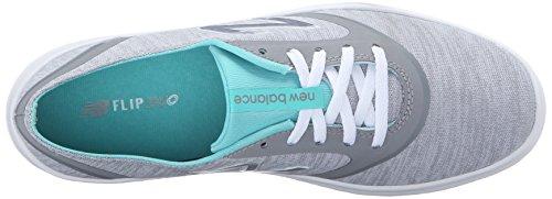Der neue 628 Court Lifestyle-Schuh von New Balance Stahl Nerz / Wassermann