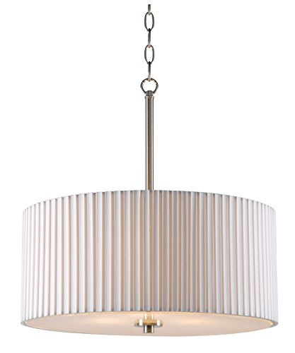 Kenroy Home 93646BS Grace 3 Light Pendant