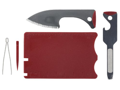 Wenger 45150 TravelCard Multitool, Outdoor Stuffs