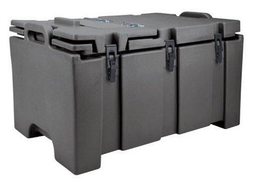 - Cambro (100MPCHL110) Top-Load Food Pan Carrier - Camcarrier 100 Series