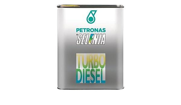 Selenia - Petronas Selenia Turbo Diesel 10 W-40 - 2 litros: Amazon.es: Coche y moto