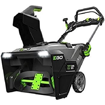 """EGO Power+ 21"""" 56-Volt Lithium-ion Dual Port Snow Blower with (2) 7.5Ah Batteries and Charger"""