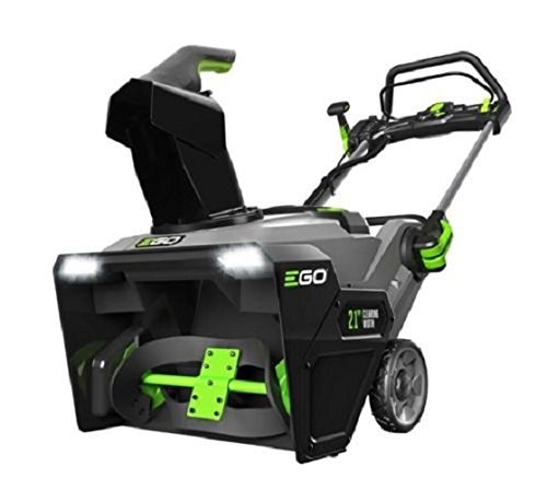 EGO Power+ 21' 56-Volt Lithium-ion Dual Port Snow Blower with (2) 7.5Ah Batteries and Charger