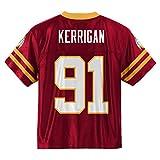Outerstuff Ryan Kerrigan Washington Redskins #91 Red Boys Home Player Jersey